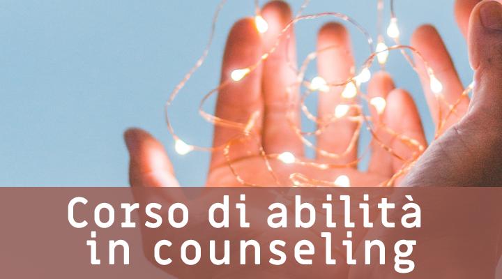 Abilità counseling